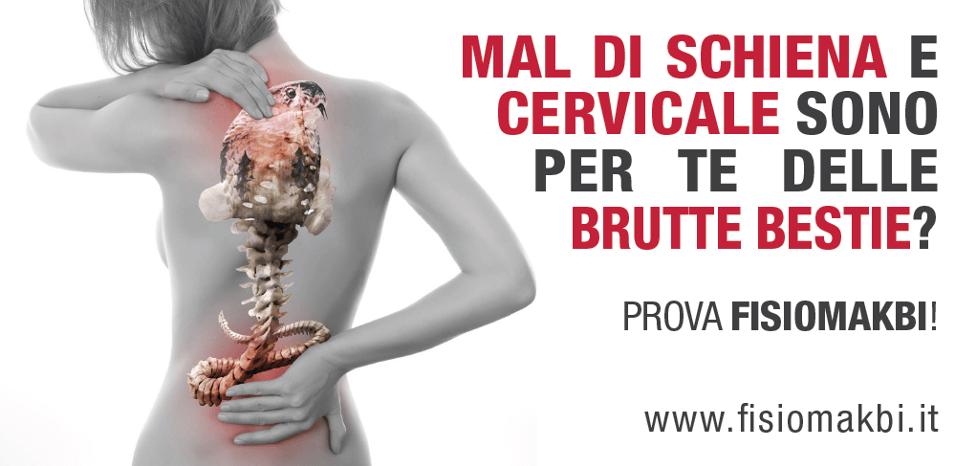 Mal di Schiena - Fisiomakbi - Fisioterapia Prato
