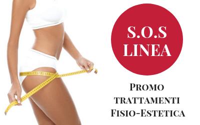 S.O.S LINEA: PROMOZIONE FISIOESTETICA
