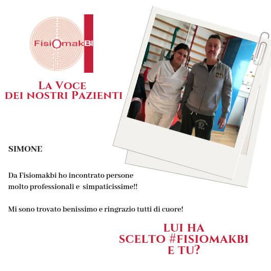 Professionalità soddisfazione competenza simpatia | www.fisiomakbi.it