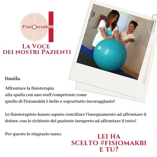 Fisioterapia spalla | www.fisiomakbi.it