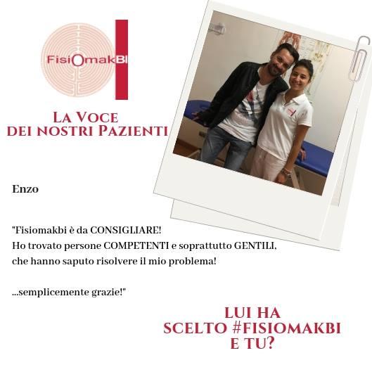 Professionalità soddisfazione | www.fisiomakbi.it